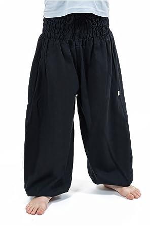 065196bc74a96 FANTAZIA Pantalon Sarouel Enfant Noir Kidika -: Amazon.fr: Vêtements et  accessoires