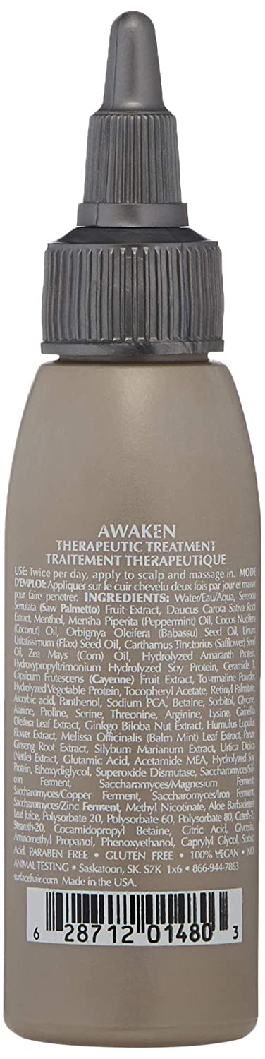 Surface Hair Awaken Therapeutic Treatment