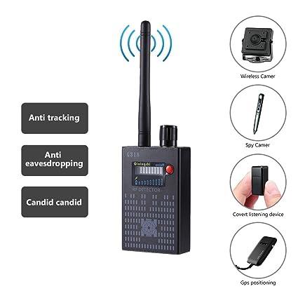 Amazon.com: Juego de detectores de señal RF para cámara GPS ...