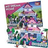 Girls Building Blocks Toy Kids Bricks Princess Dream Castle Home Lego Compatible