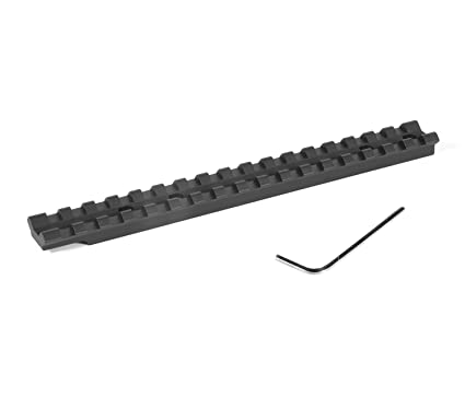 Evolution Gun Works Remington 783 Long Action Picatinny Rail Scope Mount 20  Moa
