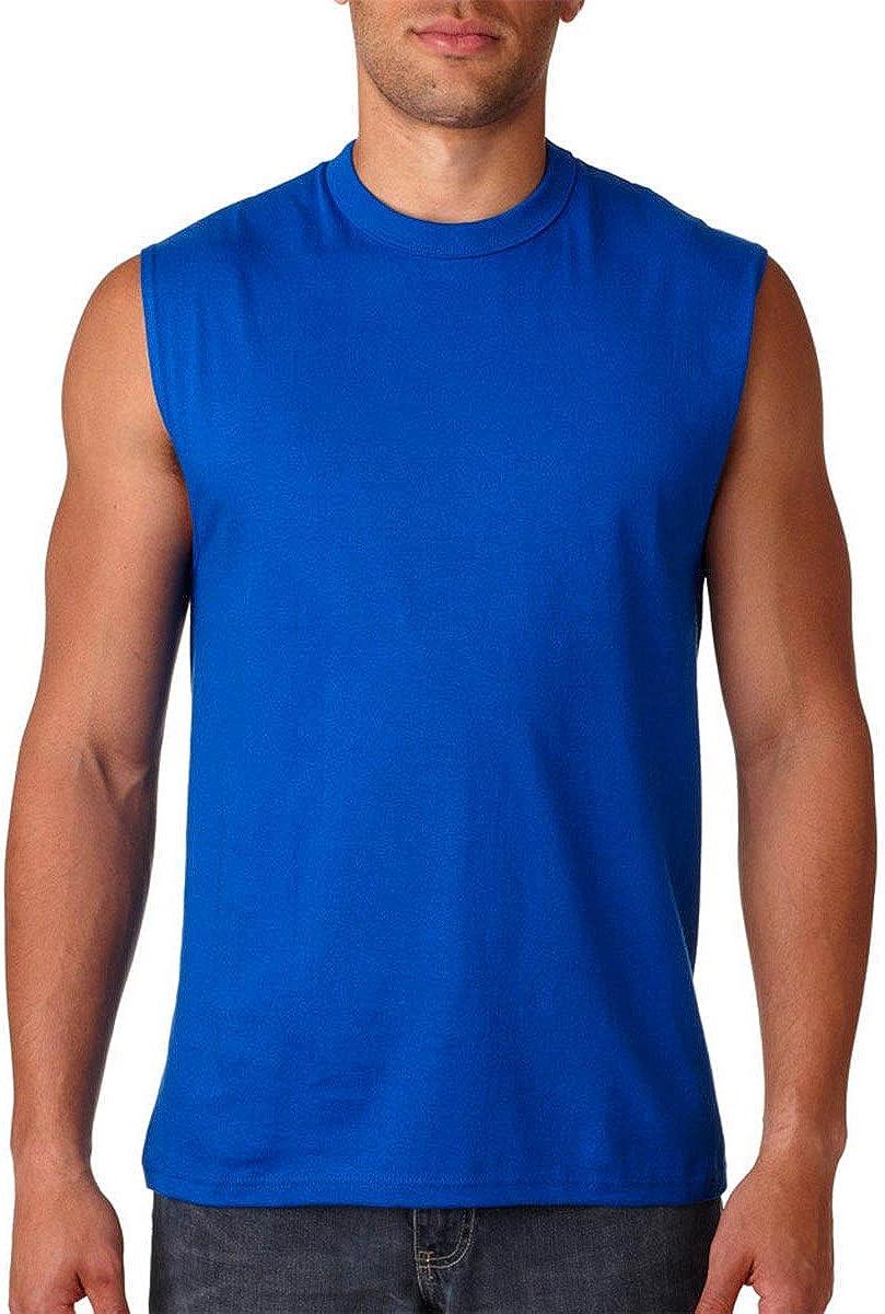 Jerzees adulto hidensi-t camiseta sin mangas para hombre (3 unidades): Amazon.es: Ropa y accesorios