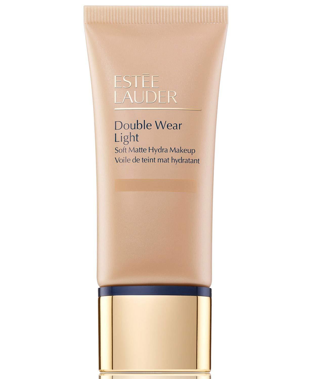 Estee Lauder Double Wear Light Soft Matte Hydra Makeup 1 Ounce,2N1 Desert Beige