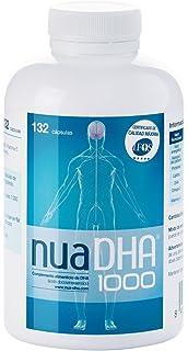Nua Dha 1000 132 cápsulas 1000 mg de Nua