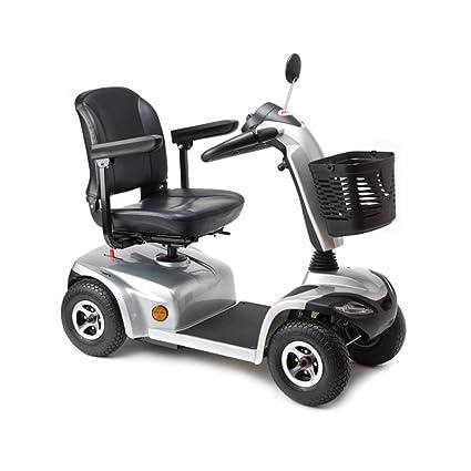 Queraltó Apex I-Tauro| Scooter eléctrico 4 Ruedas | Asiento y Columna de conducción
