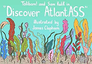 Discover AtlantASS (with accompanying Comic Book)