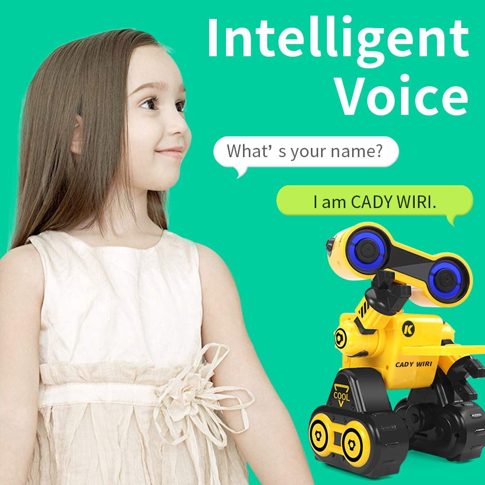 FLYZOE Smart Robot Science Exploration Programmable Robot Dance Speech Interaction Music Toy by FLYZOE (Image #6)