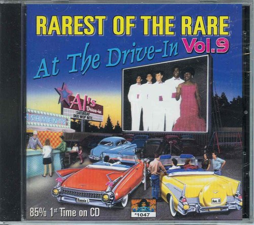 Rarest of the Rare, Vol. 9: At the Drive-In ()