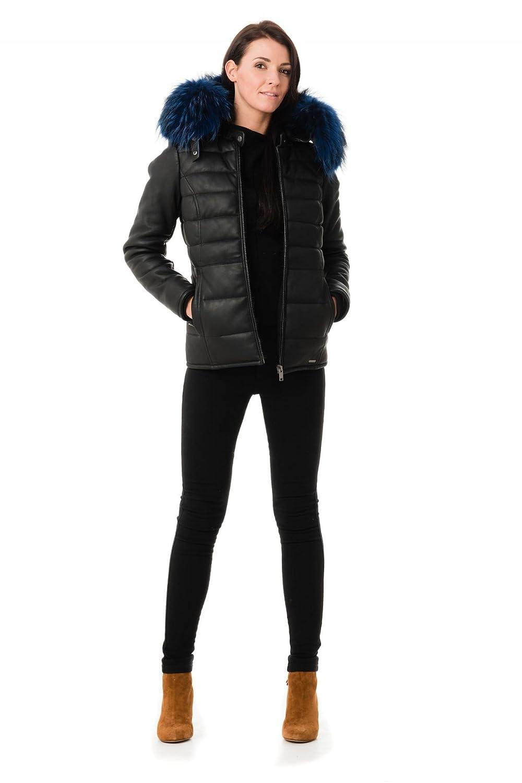 Cityzen Bleu Chamonix Vêtements et Blouson accessoires col rafxwrPq