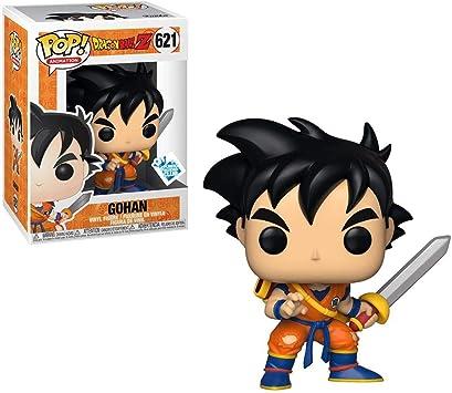 Amazon.com: Funko Pop Animación Dragon Ball Z Young Gohan ...