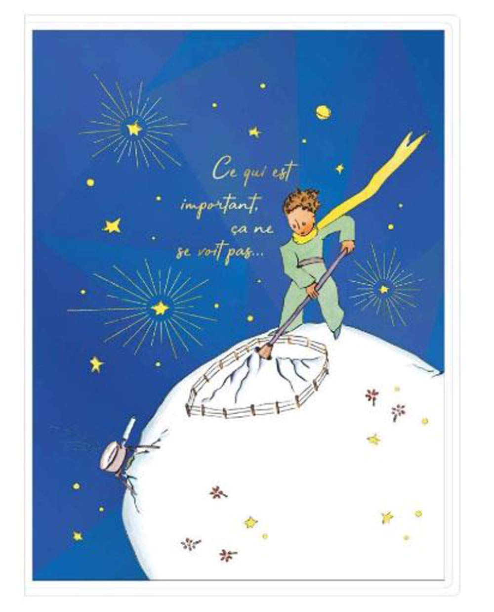 2020 Notebook The Little Prince Diary Active Volcano (Japanese/B6/Oct 2019 Start) by Art Print Japan