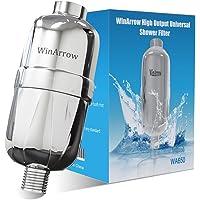 WinArrow- Ducha Filtro Reemplazable, 8 Etapas Universal 1/2''