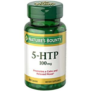 Nature's Bounty Double Strength 5-HTP 100 mg