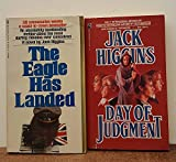 Set of 2 Jack Higgins Novels: The Eagle Has Landed and Day Of Judgement