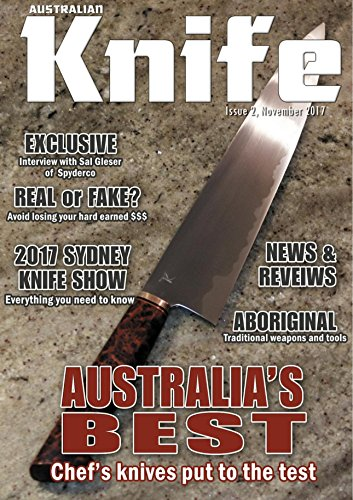 Knife: Chef's Knives Put to Test