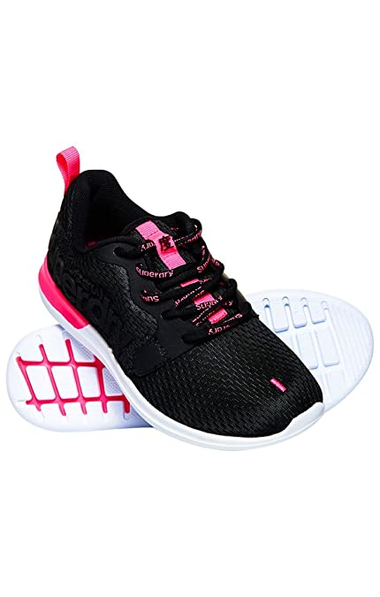 Womens Hyper Core Runner Fitness Shoes Superdry Fx1TAvQFp
