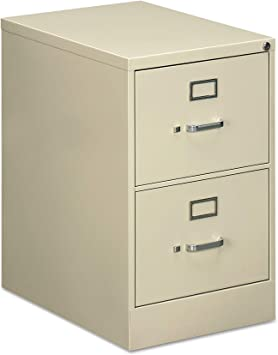 Amazon.com: OIF Two Drawer Economy Vertical File Cabinet, 18-1/4