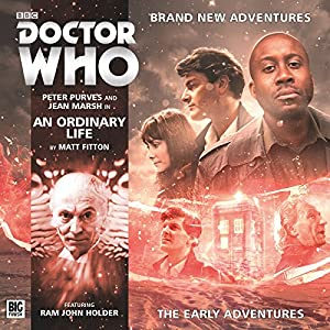 Doctor Who - An Ordinary Life Audiobook