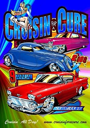 2008 Cruisin For A Cure Car Show Dvd Jason Dubb