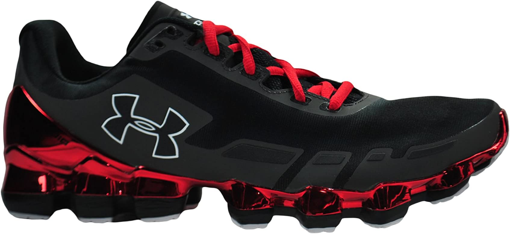 cfb7f856832f3 Amazon.com | Under Armour Men's UA Scorpio Chrome Running Shoes 10.5 ...