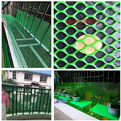Seguridad Acoplamiento De La Red del Bebé, For Interior Y Exterior Niños Niños Juguete For Mascotas Seguridad Escaleras Protector, Balcón Y Escalera Barandilla De Escalera Rail Net: Amazon.es: Productos para mascotas