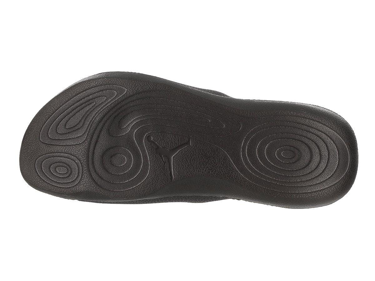 35c429aa3487e Nike Jordan Hydro 6 Men s Slides Black Metallic Gold 881473-033 (11 D(M)  US)  Buy Online at Low Prices in India - Amazon.in