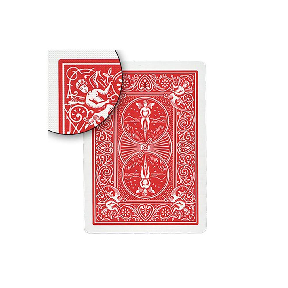 Enjoyer Ultimate Marked Deck(Red Back) Magic Tricks for Professional Magician Stage Illusions Props Mentalism Magic Gimmicks Accessories