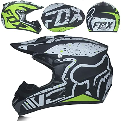 NF Casco De Moto Cobertura Completa Four Seasons Motocross Casco Carretera Off-Road Racing Descenso