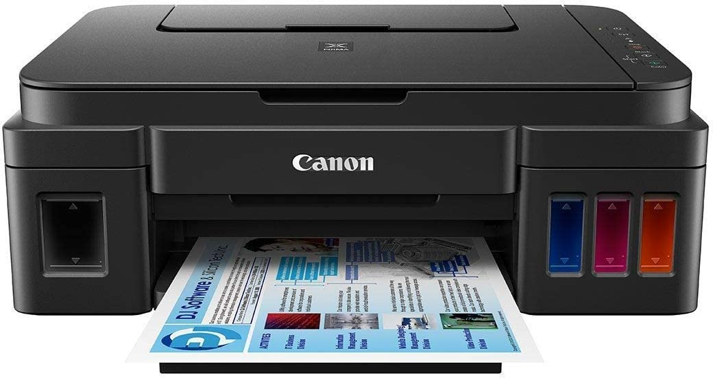 6. Canon Pixma G3000 All-in-One Wireless Colour Printer