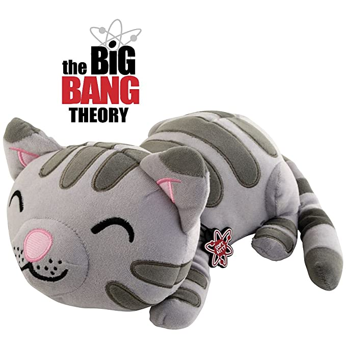 Third Party - Peluche - Big Bang Theory - Soft Kitty Sonore 25cm ...