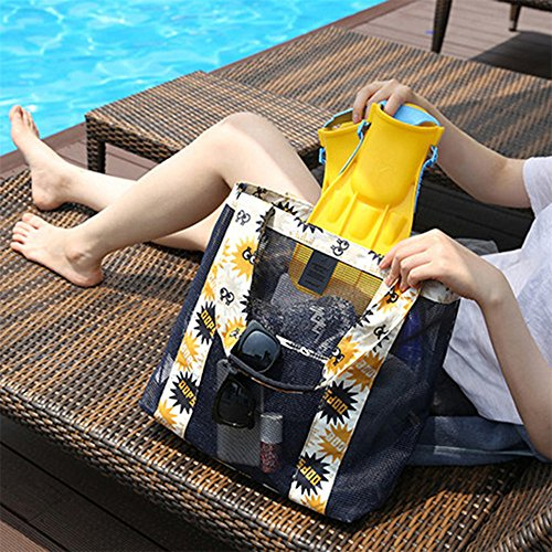 Women Handbag Shoulder Clear Bag Beach Candy 3 Flower Bags Fashion Transparent AdaHwAq
