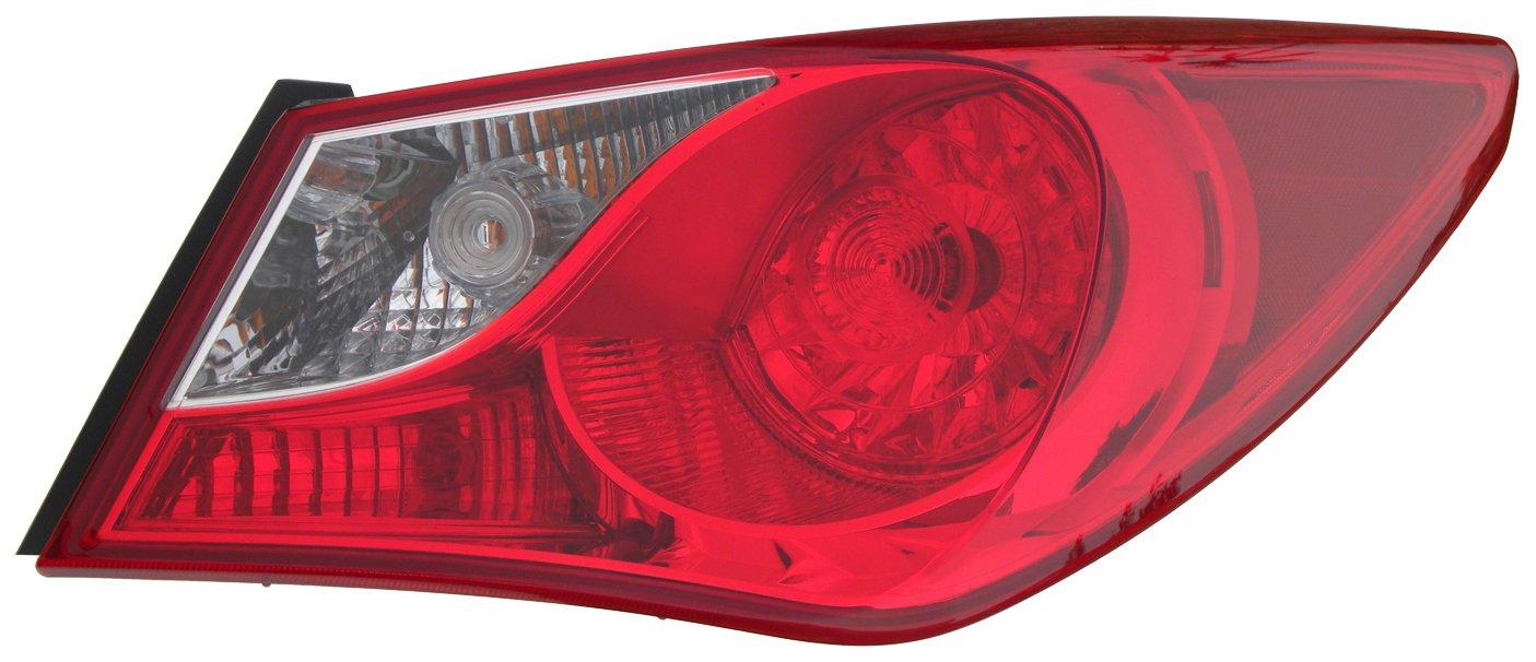 Dorman 1611641 Hyundai Sonata Passenger Side Tail Light