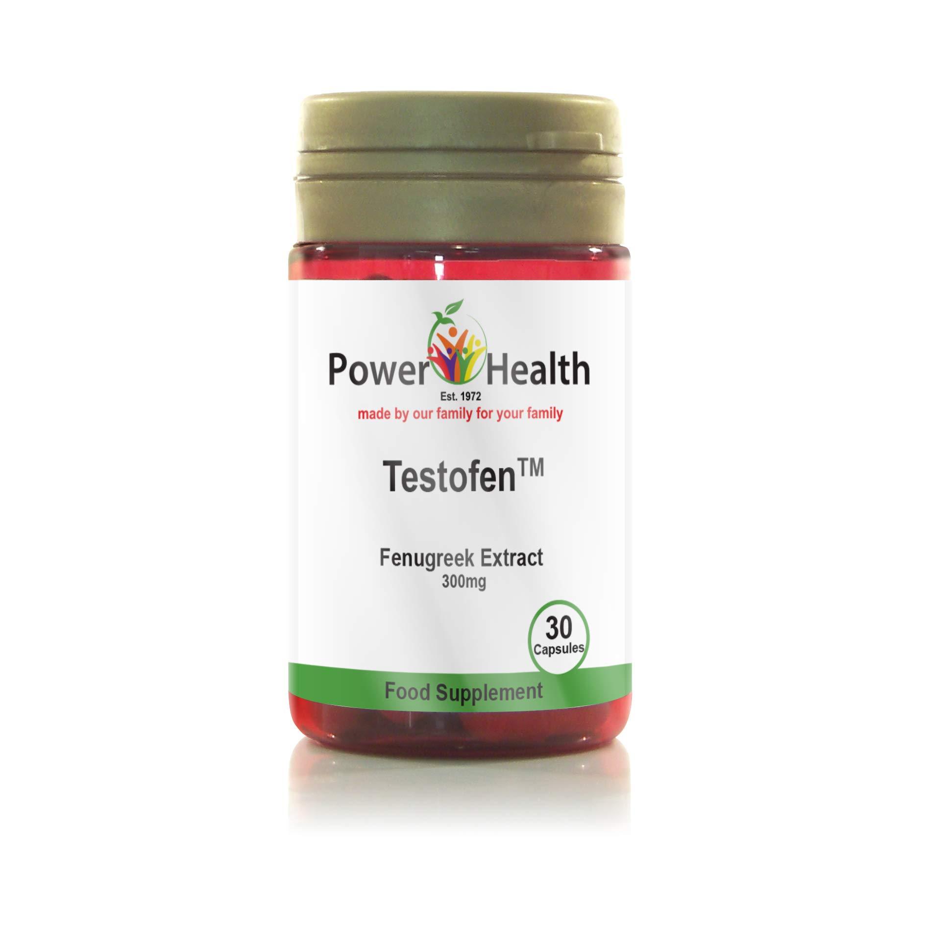 Power Health Testofen
