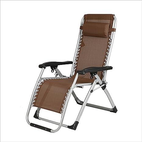 Tumbonas XAIOYAN sillón Moderno Silla Plegable sillón de ...