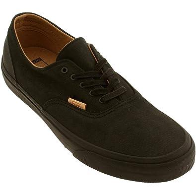 dddb27c1440b Vans Men s Era Decon CA Black Rubber VN-0OX1GJP Shoe 7 ...