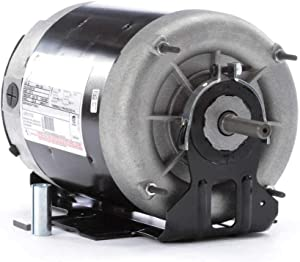 1/2hp 1800RPM 56Z Frame 230/115volt Farm Building Belted Fan AO Smith/Century Electric Motor # F501