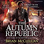 The Autumn Republic | Brian McClellan