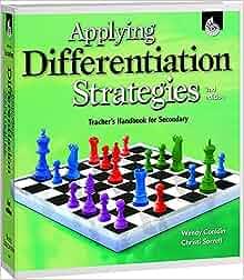 Applying Differentiation Strategies Teachers Handbook For Secondary