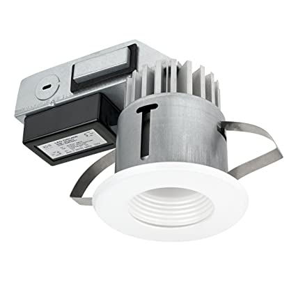 Globe Electric 90072 3 inch LED Integrated IC Rated Regressed Ridged Baffle Recessed Lighting Kit Title  sc 1 st  Amazon.com & Globe Electric 90072 3 inch LED Integrated IC Rated Regressed Ridged ...