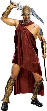 Rubbies - Disfraz de espartano 300 para hombre, talla XL (888620XL)