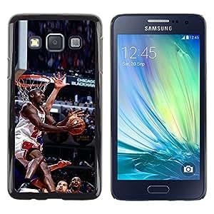 Stuss Case / Funda Carcasa protectora - Jordan Bulls - Samsung Galaxy A3