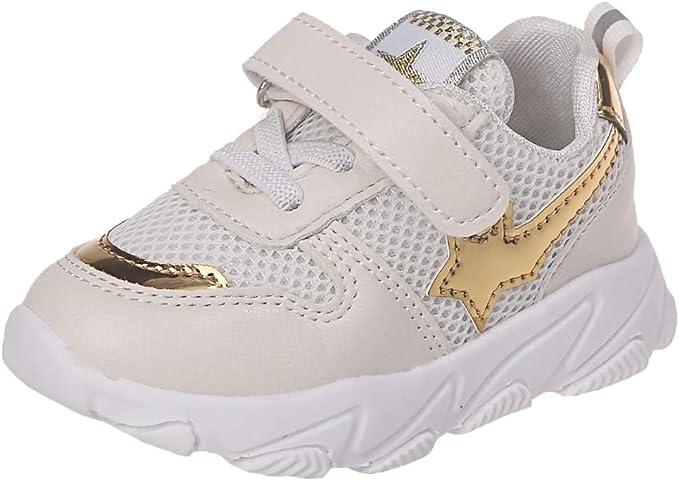 Bambini Ragazze Sneaker Scarpe Basse Scarpe