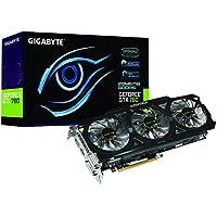 Gigabyte GeForce GTX 760 - Tarjeta gráfica (GDDR5, 2048MB, 256BIT, 2 DVI, HDMI, WINDFORCE 3)
