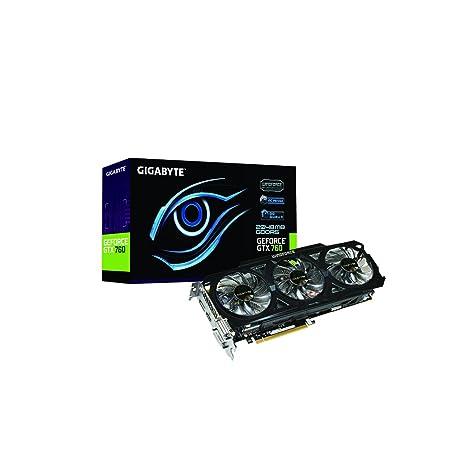 Gigabyte GeForce GTX 760 - Tarjeta gráfica (GDDR5, 2048MB ...