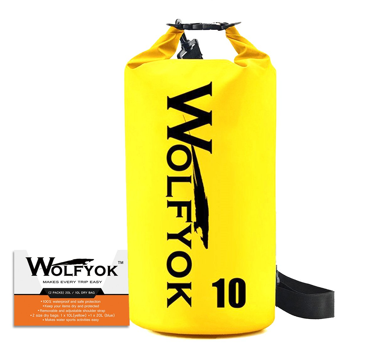 Wolfyok Roll Top Dry Sack