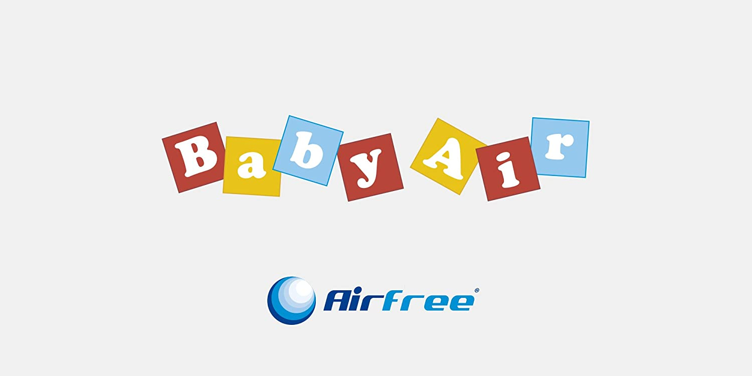 Airfree Baby Air 45W Color blanco - Purificador de aire (55 m³ ...