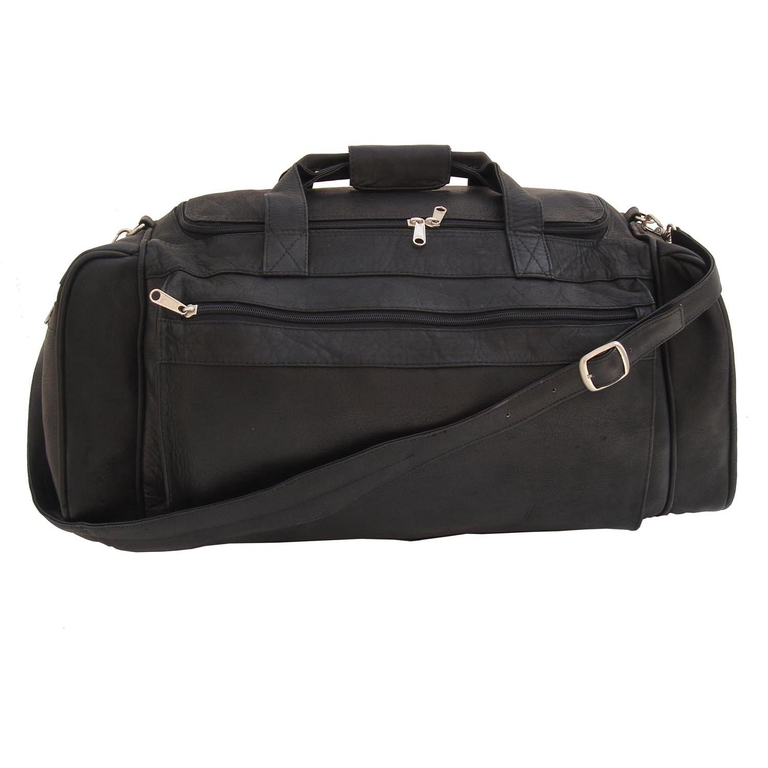 Piel Leather - Carrying Case (Duffel) for Travel Essential