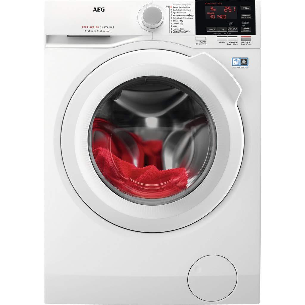 AEG Wasmachine L6FBG84W: Amazon.es: Grandes electrodomésticos