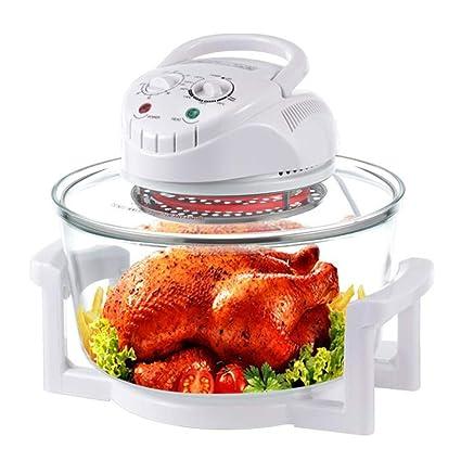 XGLL Freidora 12L, Cocina Multifuncional para asados, asados, asados, Parrillas, asados