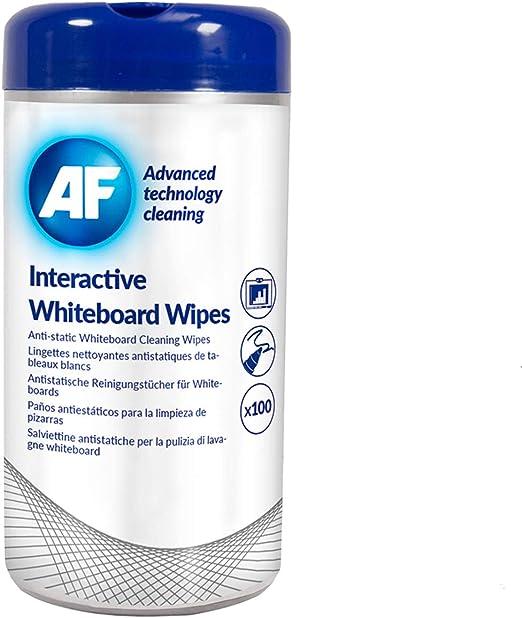 Magic Whiteboard and Durable Whiteboard Cleaning Wipes Tub 100